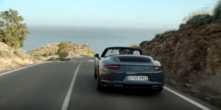 The new 911 Carrera – ever ahead.