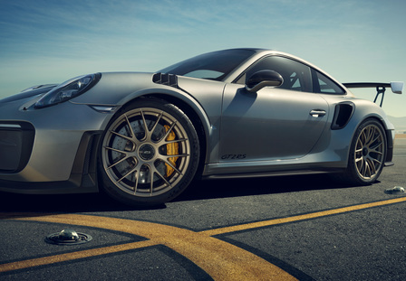 The 911 GT2 RS.