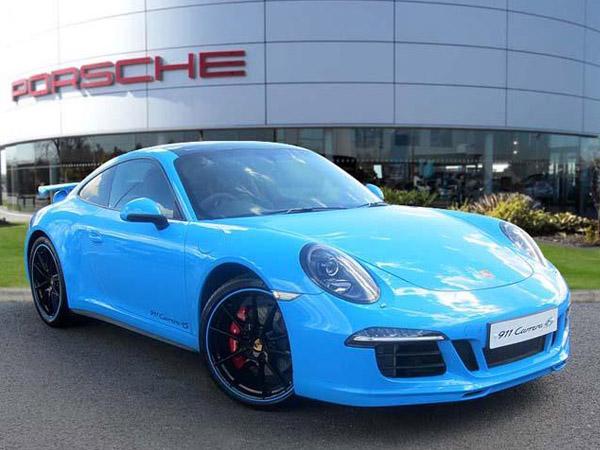 Porsche 911 Porsche Centre Sheffield